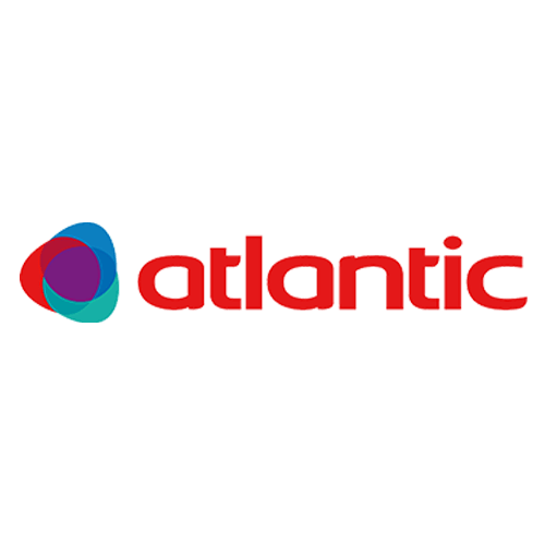 Атлантик логотип клиента Николь ВИВА