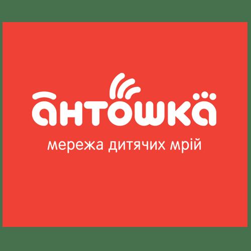 логотип магазина антошка клиента ЧП Николь ВИВА