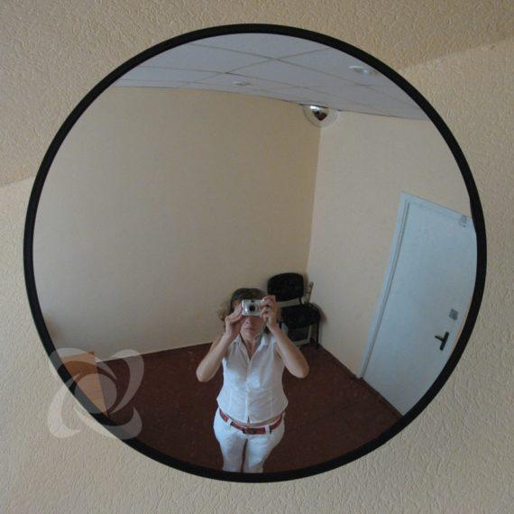 обзорное акриловое зеркало для кассовых проходов к300