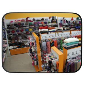 К600*800 прямокутне оглядове дзеркало спостереження в торгівельному залі