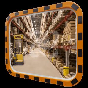 Промышленные зеркала безопасности