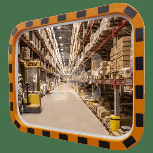 производственное индустриальное зеркало безопасности
