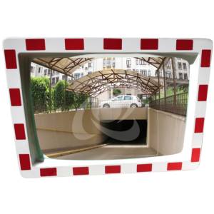 Дорожное зеркало безопасности MEGA400*600