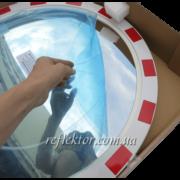 обзорное дорожное зеркало безопасности в упаковке