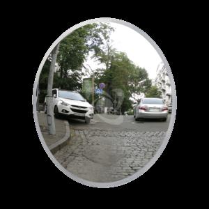 уличное обзорное зеркало наблюдения уни 600