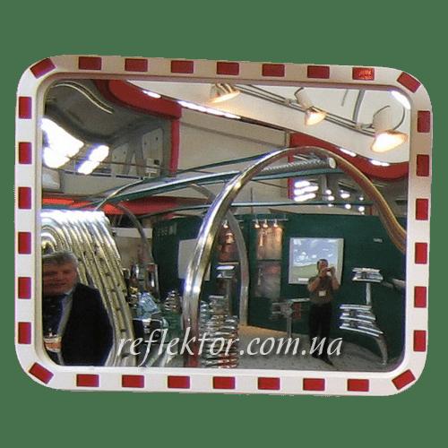 Прямоугольное дорожное зеркало MEGA 800*1000