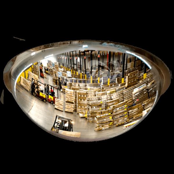 купольне дзеркало 1000/360 для складів