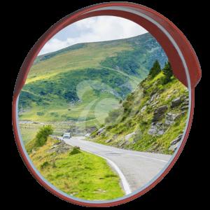 уни 1000cap дорожное зеркало наблюдения с козырьком