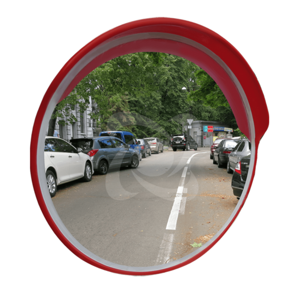 уни 600cap дорожное зеркало безопасности с козырьком