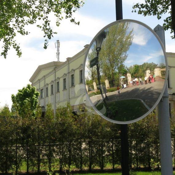 Дорожное зеркало безопасности без окантовки в Межигорье