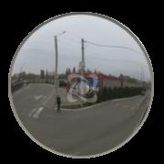 Дорожное зеркало безопасности без козырька UNI900