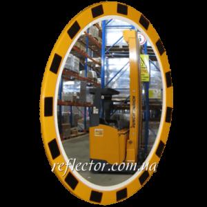 індустріальне дзеркало безпеки для виробництва indu600