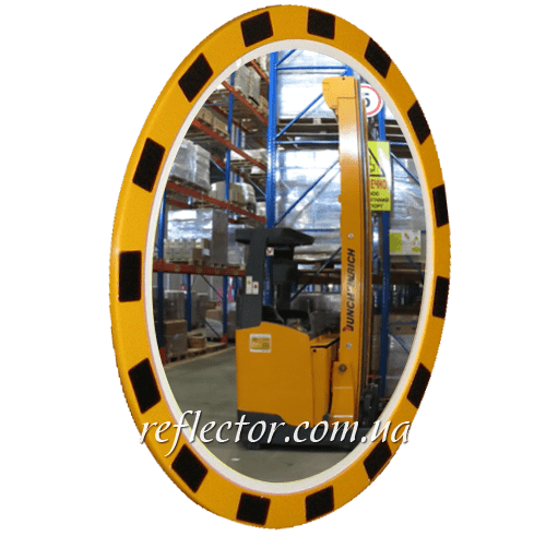 индустриальное зеркало безопасности для производства INDU 600