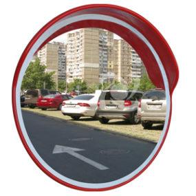 дорожное зеркало с козырьком